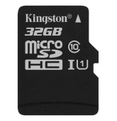 Eksitdata - Kingston Canvas Select microSDHC-kort, 32GB